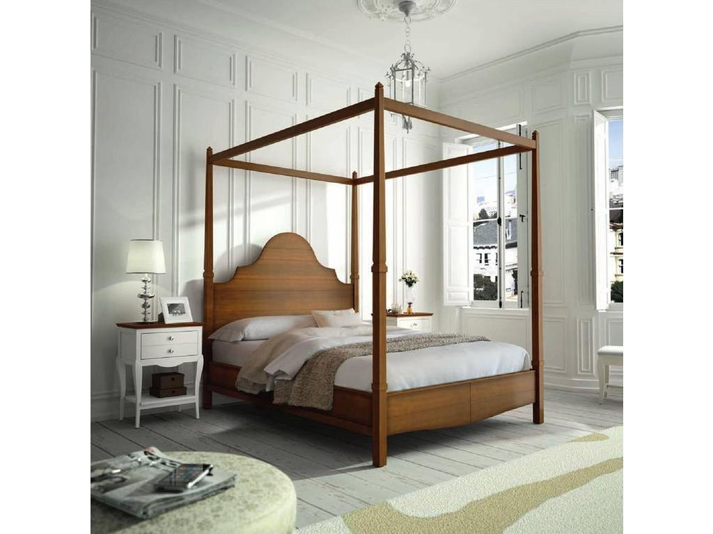 Кровати двуспальные с балдахином фото